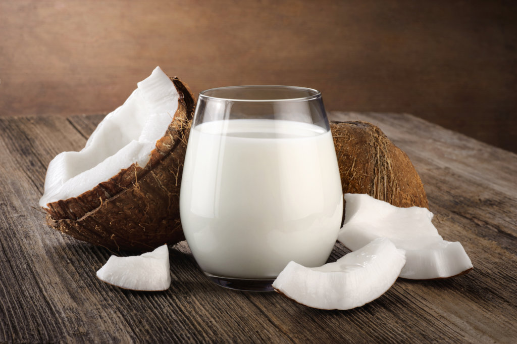 leite de coco , testosterona , saúde